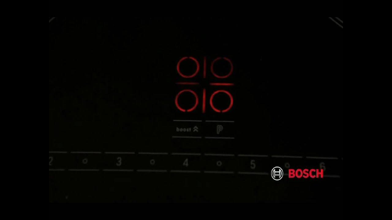 Induzione Bosch - YouTube