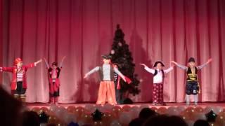 Весёлый танец пиратов в детском саду
