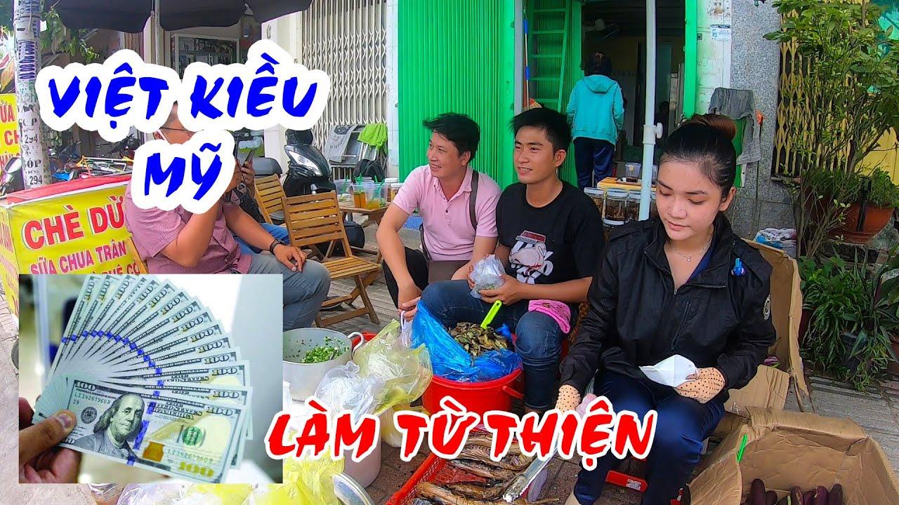Việt Kiều Mỹ Gửi Tiền Cho Hot Boy Cà Tím Mua Đứt 20 kg Cà Phát Từ Thiện