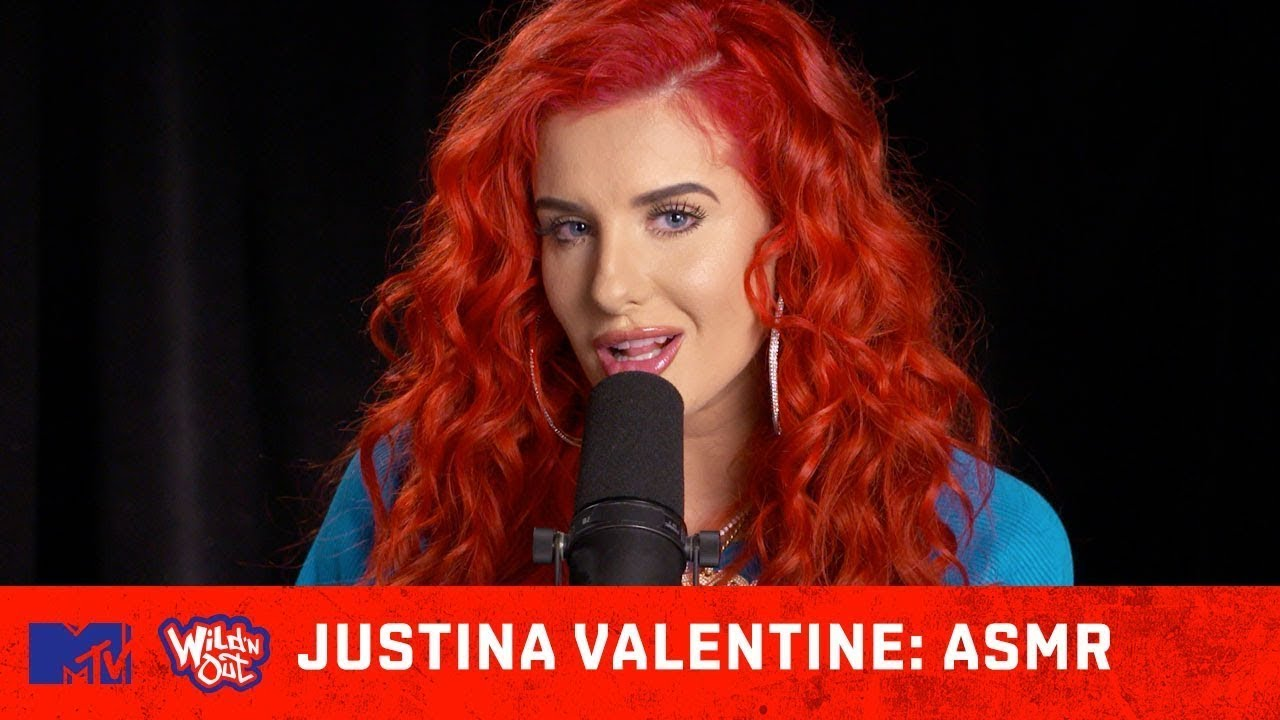 Justina Valentine's Hilarious ASMR 💆| Wild 'N Out