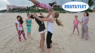 Sunrise Acro on the Beach (WK 259.4) | Bratayley