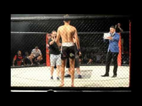"Joel ""The Mantis"" Kendirck with an outstanding 1st Round KO again"
