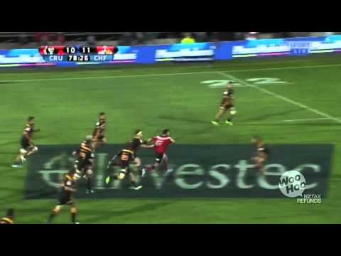 Ryan Crotty - CRUvCHI - Play of The Week