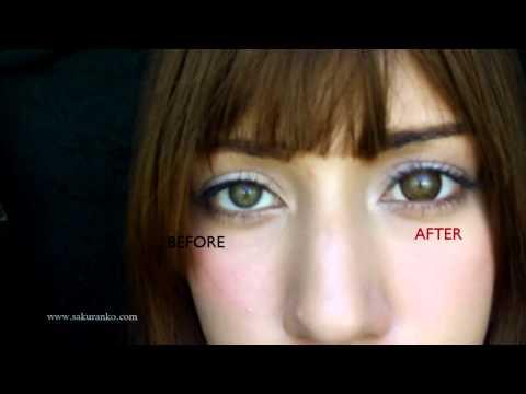 """GEO Cafe Mimi Latte """"Geo Coloured Lenses"""""""