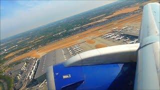 British Airways Boeing 767-300ER G-BZHC | Engine Startup & Takeoff from London Heathrow Airport