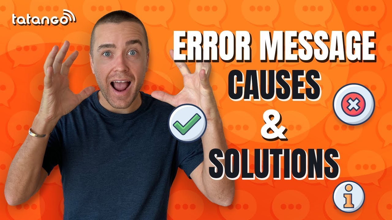 SMS Marketing: Short Code Error Message Causes & Solutions