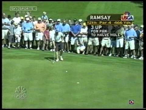Richie Ramsay US Amateur Golf 2006