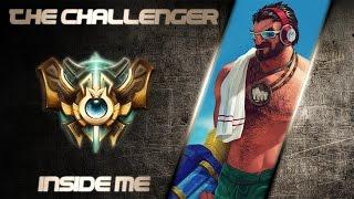 1° PROMO per MASTER The Challenger Inside Me #227