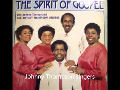 Rev Johnny Thompson Singers of Philly in Sweden 1985