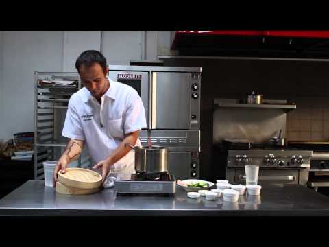 Using A Bamboo Food Steamer : Feel-Good Foods