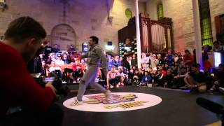 Bboy Blond vs. Fongo | FINALS | Red Bull BC One Australia Cypher