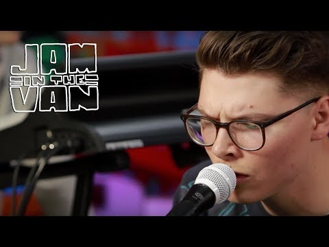 "KEVIN GARRETT - ""Control"" (Live at JITV HQ in Los Angeles, CA 2015) #JAMINTHEVAN"