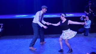 DTF 2019 - Gabrielle C Lecavalier et Anthony Demeter - Rockabilly Jive