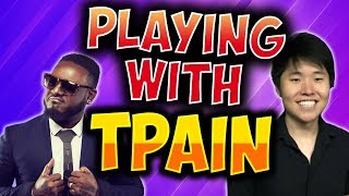 PLAYING HEARTHSTONE WITH T-PAIN FT. FEDMYSTER | DUDE PALADIN | HEARTHSTONE | DISGUISED TOAST