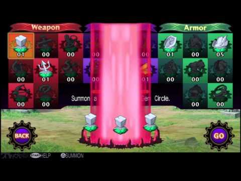 Demon Gaze Gameplay