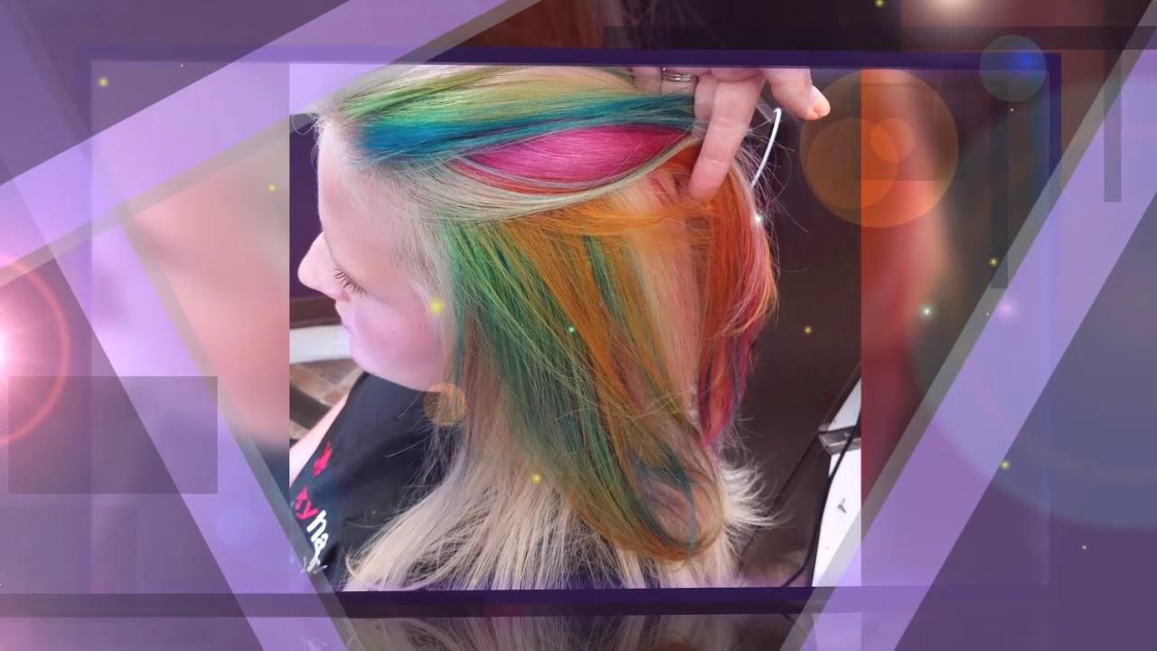 Pink-E Hair & Make Up - Las Vegas, NV - YouTube
