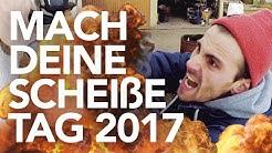 Mach deine Scheiße Tag 2017 - Heimwerkerking Fynn Kliemann