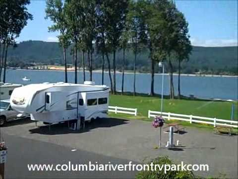 COLUMBIA RIVERFRONT RV PARK  Woodland Washington