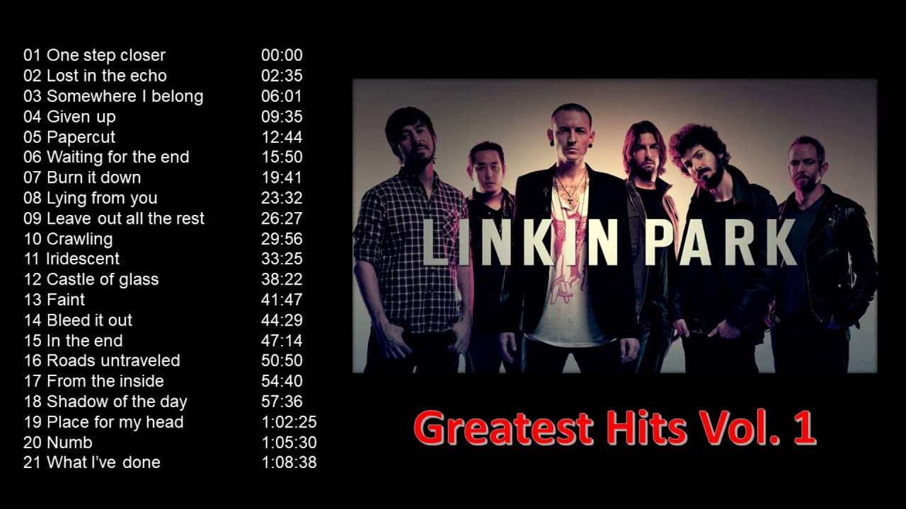 Download Linkin Park - Greatest Hits Vol. 1