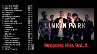 Download Linkin Park - Greatest Hits Vol. 1 Mp3 and Videos