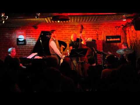 Scott Colley Quartet @ Sunset, Paris 2013
