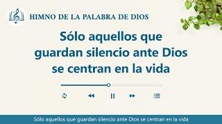 Canción cristiana | Sólo aquellos que guardan silencio ante Dios se centran en la vida