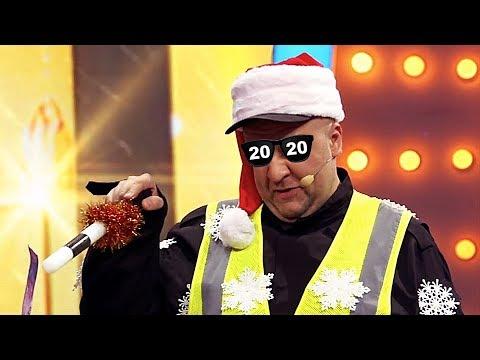Новогодние приколы 2020 - С Новым Годом! Новогодние поздравления от Дизель Шоу | Дизель Cтудио