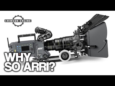 How Arri Alexa became the industry standard Cinema Camera system.