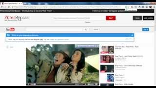 How to Unblock Youtube | SSL Anonymous Web Proxy