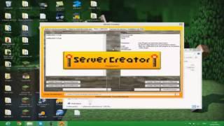 [TUTO]-Créer un serveur minecraft 1.6.2 Hamachi