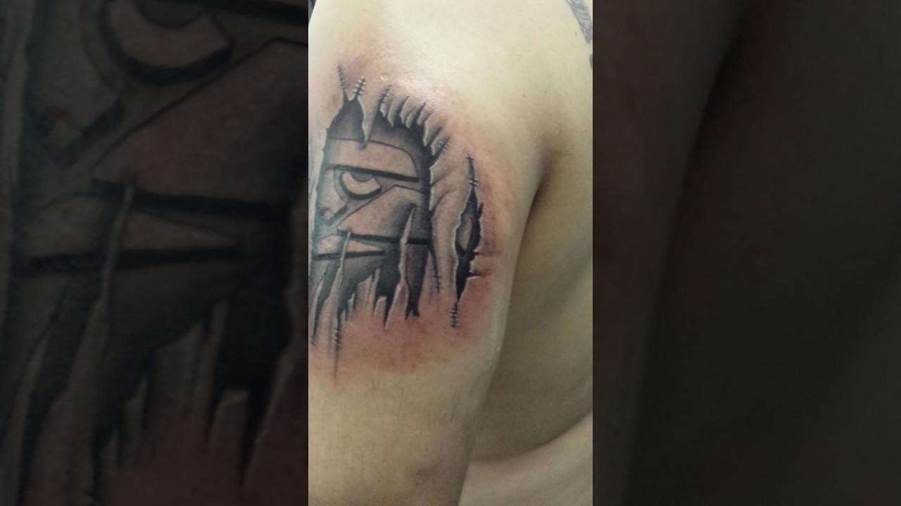 Tatuaje Hecho En Mexico Youtube