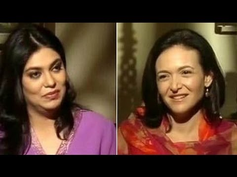 Narendra Modi world's second most popular politician: Facebook COO Sheryl Sandberg to NDTV