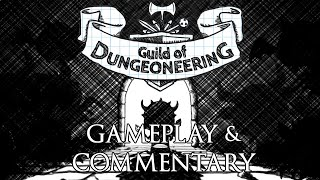 Guild of Dungeoneering (Mobile Version) Gameplay - Turn Based Dungeon Crawler