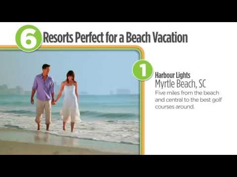 Six Resorts Perfect for a Beach Vacation | Bluegreen Vacations
