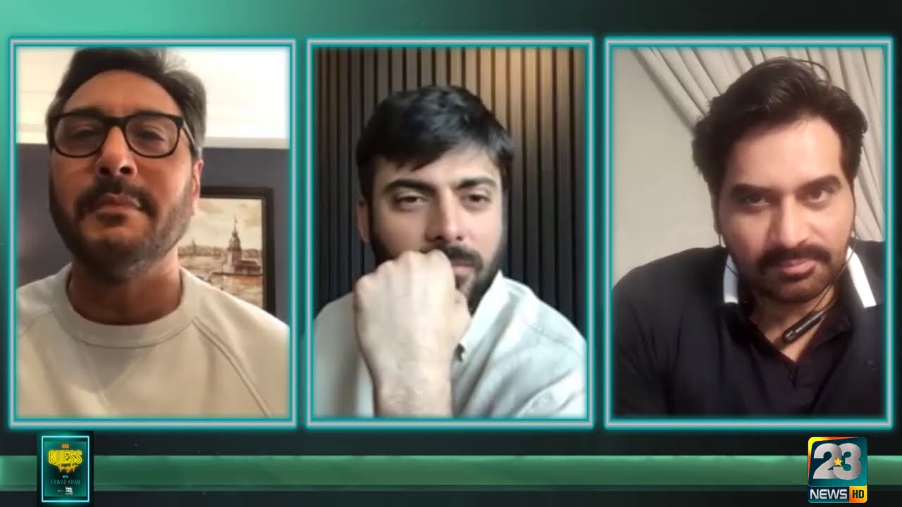 Coming Soon - Our Guess Tonight Ft. Humayun Saeed and Adnan Siddiqui -  YouTube