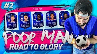 AMAZING CHAMPIONS LEAGUE PLAYER PICK PACK!!!! - POOR MAN RTG #2 - FIFA 19 Ultimate Team