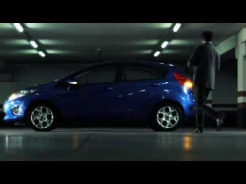 Spot Ford Fiesta 2011