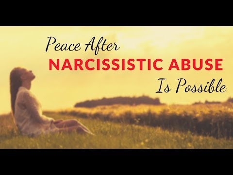 Peace After Narcissistic Abuse Is Possible (Even If You Can't Go No Contact)