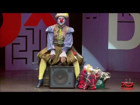 One Act Death of Shakespeare | The Human Race Theatre Company | TEDxDayton