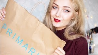 Primark Haul || Autumn 2015