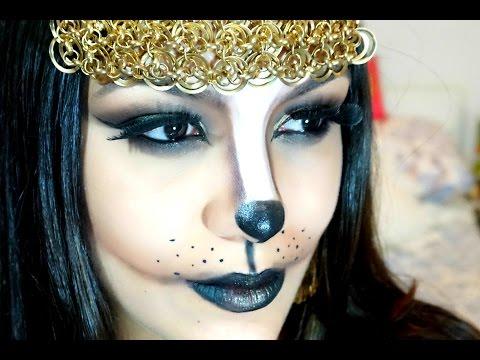 MAQUIAGEM ARTÍSTICA Cleógata | Halloween Makeup Inspiração CHRISSPY thumbnail