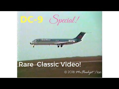 Mcdonnell Douglas DC-9-32 / MD-83 Special! * from 1987 and 1995 *