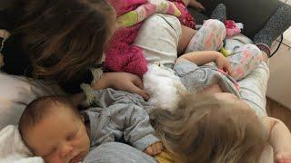 Passer de 2 à 3 enfants /allaitements/être transparente-15 avril 2019