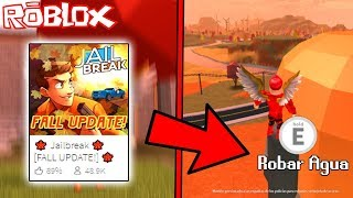 SO IS THE NEW JAILBREAK!! 😱 ROBLOX★