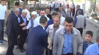 Siverek Belediye Başkanı Resul Yılmaz Halkla Bayramlaştı