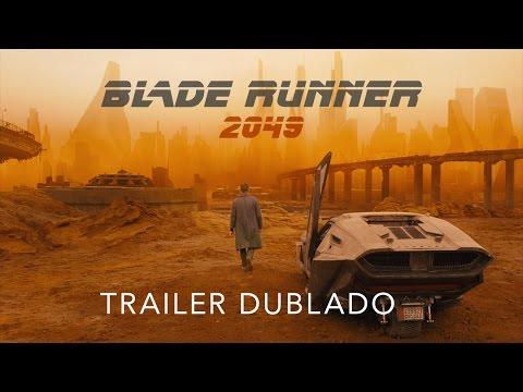 Blade Runner 2049  Trailer Dublado  5 de outubro nos cinemas