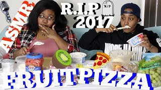 Cook With Us (Fruit Pizza)    Trying ASMR   Channel Updates   Songs We Need to Leave in 2017
