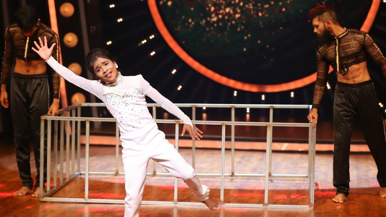 D4 Junior Vs Senior I Saniya's stunning performance I Mazhavil Manorama