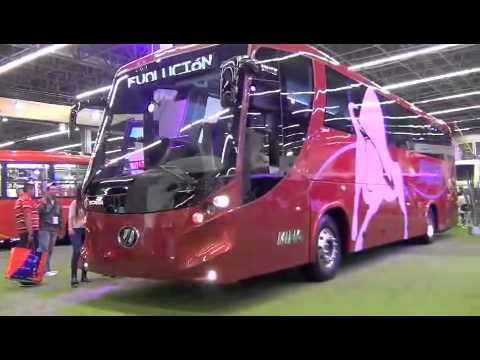 DINA llega al mercado de autobuses foráneos