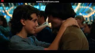 Stranger things 2x09 - Baile de invierno Mike y Eleven (subtitulado)